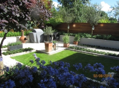 Greenstone Landscapes - winner Special Award - Design & Build