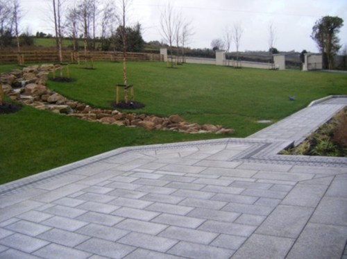 Brackley Landscape Services - winner Private Gardens over €30,000