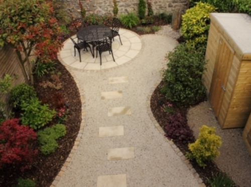 Tully Landscapes - winner Private Gardens €5,000 - €10,000