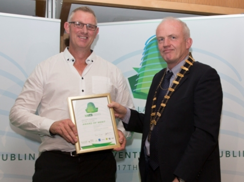 Castleview Landscapes - Award of Merit Private Gardens €5,000 - €10,000