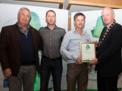 Lotus Landscape Design - Award of Merit Private Gardens over €30,000