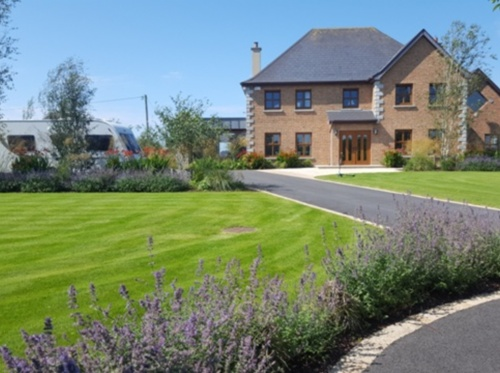 Brackley Landscape Services - winner Special Award - Design & Build