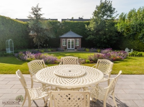 McKeogh Landscapes - winner Private Gardens €50,000 - €100,000