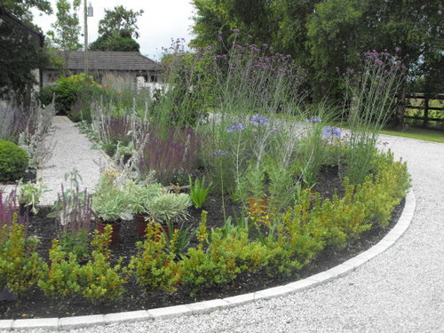 Landscape gardening dublin alci dublin ireland for Garden decking kildare