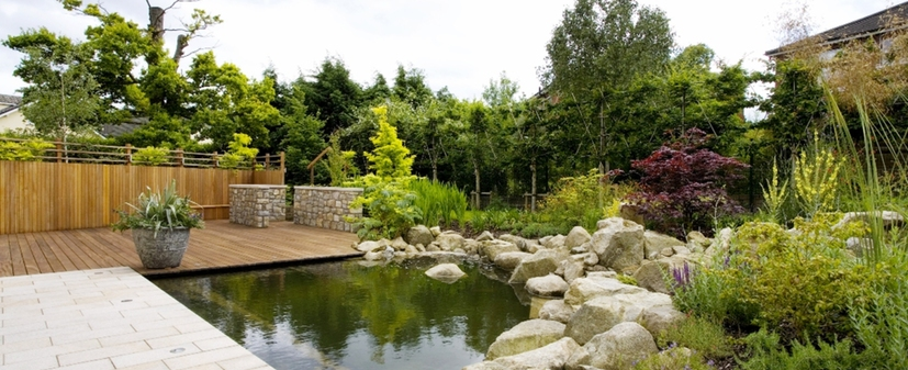 Landscape gardener dublin garden maintenance garden for Irish garden designs